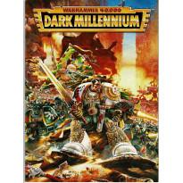 Dark Millenium (Livret jeu de figurines Warhammer 40,000 en VF) 001