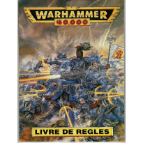 Livret de Règles (jeu de figurines Warhammer 40,000 V2 en VF)