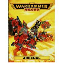 Arsenal (jeu de figurines Warhammer 40,000 V2 en VF)