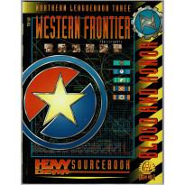 Western Frontier Protectorate (jdr & figurines Heavy Gear en VO)