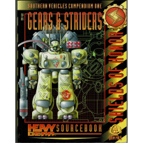 Gears & Striders - Shields of Honor (jdr & figurines Heavy Gear en VO)