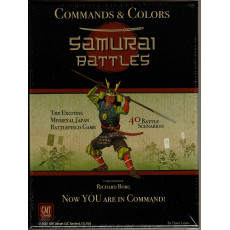 Commands & Colors - Samourai Battles (wargame GMT en VO)