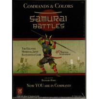 Commands & Colors - Samourai Battles (wargame GMT en VO)