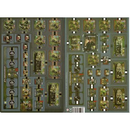 Heroes of Normandie - SS Panzergrenadiere (jeu de stratégie & wargame de Devil Pig Games) 001