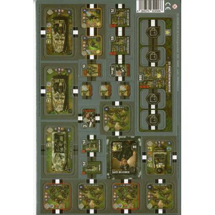 Heroes of Normandie - SS Panzergrenadiere Skaeling (jeu de stratégie & wargame de Devil Pig Games) 001