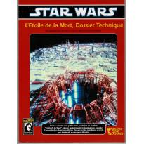 L'Etoile de la Mort - Dossier Technique (jdr Star Wars D6 en VF)