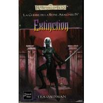 Extinction (roman Les Royaumes Oubliés en VF)