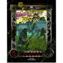 B-2 Legacy of the Forge (jdr Legend of the Five Rings en VO)