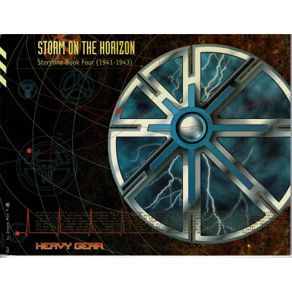 Storm on the Horizon (jdr & figurines Heavy Gear en VO) 001
