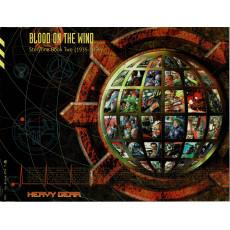 Blood on the Wind (jdr & figurines Heavy Gear en VO)