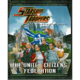The United Citizens' Federation (jdr Starship Troopers en VO) 001