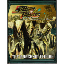 The Arachnid Empire (jdr Starship Troopers en VO)