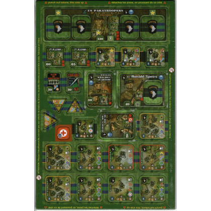 Heroes of Normandie - The Devil Pig News N° 3 (jeu de stratégie & wargame de Devil Pig Games) 002