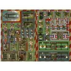 Heroes of Normandie - The Devil Pig News N° 0 (jeu de stratégie & wargame de Devil Pig Games en VF)