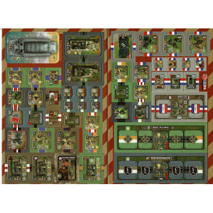 Heroes of Normandie - The Devil Pig News N° 0 (jeu de stratégie & wargame de Devil Pig Games en VF) 001