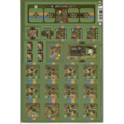 Heroes of Normandie - US Rifle Platoon (jeu de stratégie & wargame de Devil Pig Games) 001