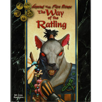 The Way of the Ratling (jdr Legend of the Five Rings 2e édition en VO)