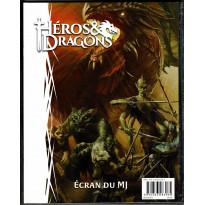 Héros & Dragons - Ecran du MJ (jdr de Black Book en VF)