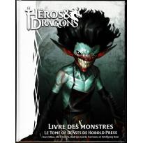 Héros & Dragons - Livre des Monstres (jdr de Black Book en VF)