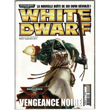 White Dwarf N° 221 (magazine de jeux de figurines Games Workshop en VF) 002