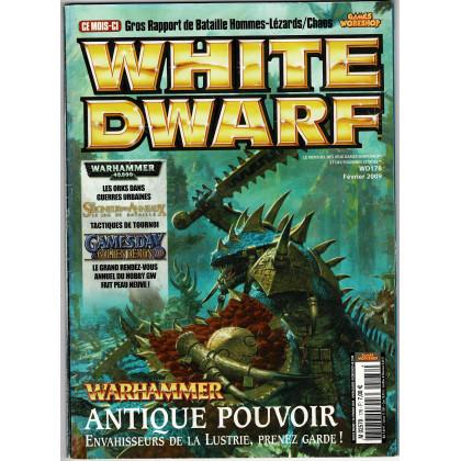 White Dwarf N° 178 (magazine de jeux de figurines Games Workshop en VF) 002