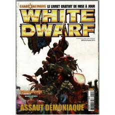 White Dwarf N° 220 (magazine de jeux de figurines Games Workshop en VF)
