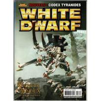 White Dwarf N° 134 (magazine de jeux de figurines Games Workshop en VF) 002