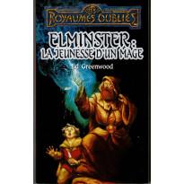 Elminster : la jeunesse d'un mage (roman Les Royaumes Oubliés en VF)