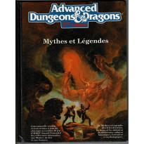 Mythes et Légendes (jdr AD&D 2e édition de TSR en VF)