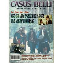 Casus Belli N° 4 Hors-Série - Le jeu de rôle Grandeur Nature (magazine de jeux de rôle)