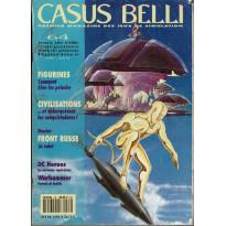 Casus Belli N° 64 (Premier magazine des jeux de simulation)