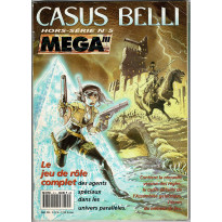 Casus Belli N° 5 Hors-Série - jeu de rôle complet MEGA 3 (magazine de jdr)