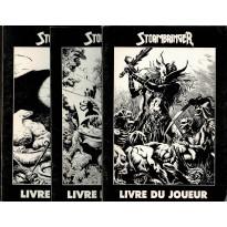 Stormbringer - Contenu boîte de base (jdr 2e édition Oriflam en VF) 004