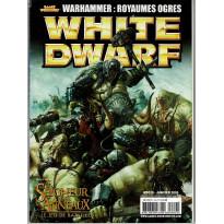 White Dwarf N° 129 (magazine de jeux de figurines Games Workshop en VF) 002