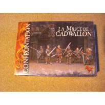 La Milice de Cadwallon (boîte de figurines Confrontation en VF)