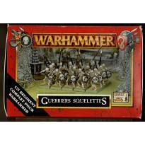 Guerriers Squelettes (boîte figurines Warhammer en VF)