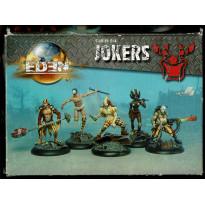 Starter Box Jokers (boîte de figurines Eden en VF)