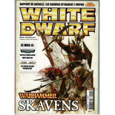 White Dwarf N° 201 (magazine de jeux de figurines Games Workshop en VF)