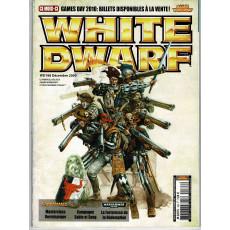 White Dwarf N° 188 (magazine de jeux de figurines Games Workshop en VF)
