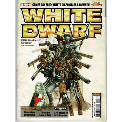 White Dwarf N° 188 (magazine de jeux de figurines Games Workshop en VF) 001