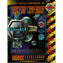Spaceship Compendium (jdr & figurines Heavy Gear en VO) 001