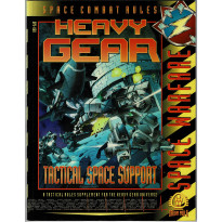 Tactical Space Support (jdr & figurines Heavy Gear en VO) 001