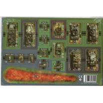 Heroes of Normandie - Extra Unit US-GE (jeu de stratégie & wargame de Devil Pig Games)