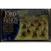 Boîte de guerriers Galadhrim (Le Jeu de Bataille Le Seigneur des Anneaux en VF)