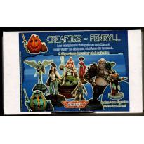 Creafigs - Boîte 8 figurines (boîte de figurines Fenryll en VF)