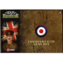 Heroes of Normandie - Commonwealth Army Box (jeu de stratégie & wargame de Devil Pig Games en VF & VO) 002