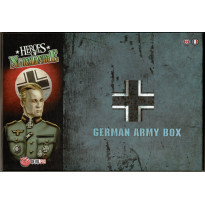 Heroes of Normandie - German Army Box (jeu de stratégie & wargame de Devil Pig Games en VF & VO) 002