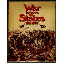War between the States 1861-1865 (wargame de SPI en VO) 001