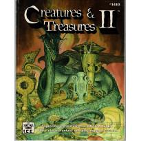 Creatures & Treasures II (jdr Rolemaster en VO) 002