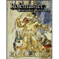 Rolemaster Character Records (jdr Rolemaster en VO) 002